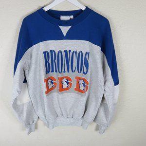 Locker Line Vintage 90's Denver Broncos Sweatshirt